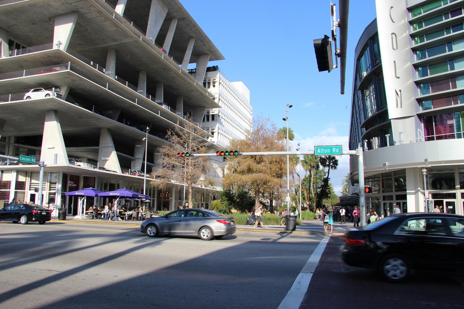 Miami road