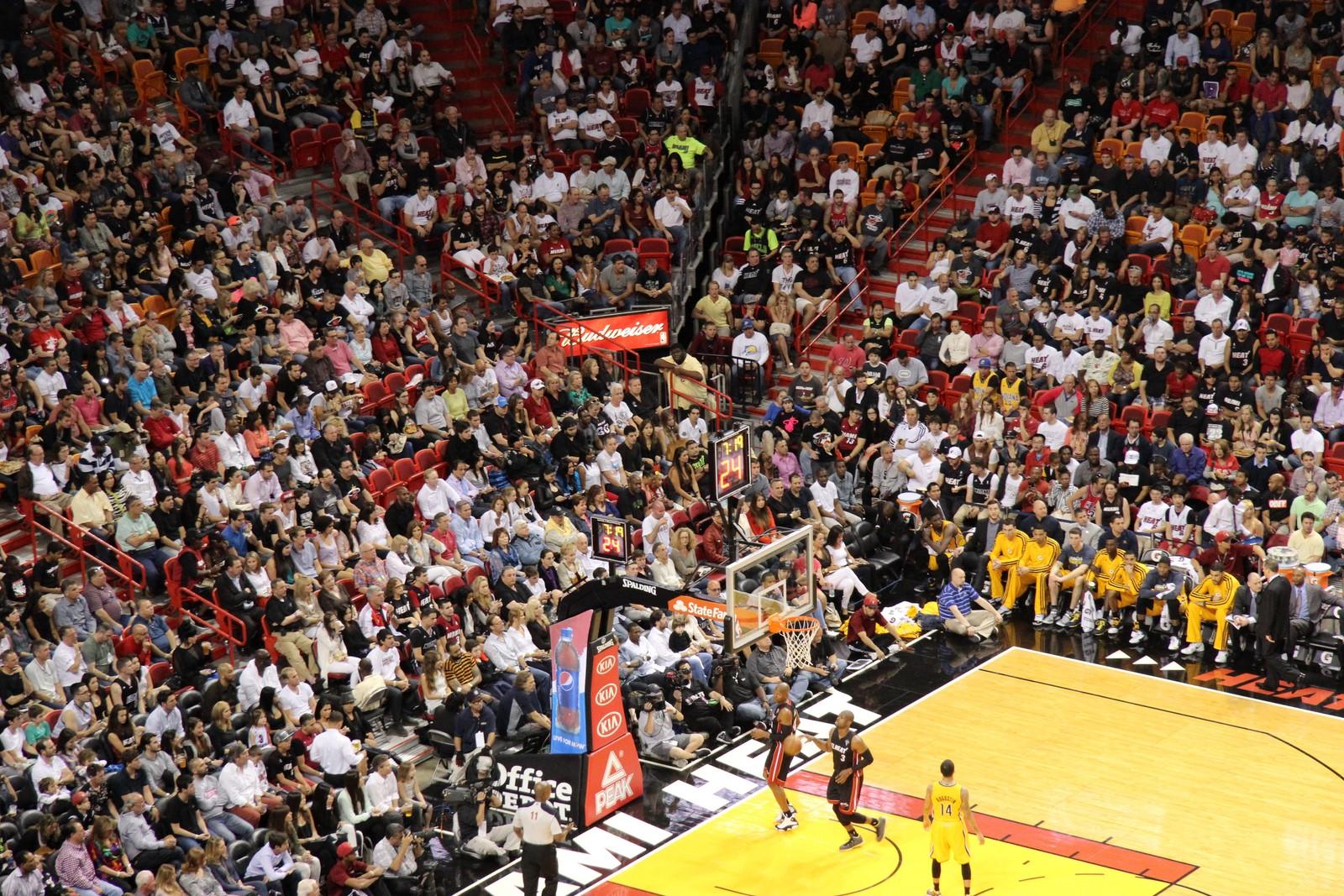 Miami basket