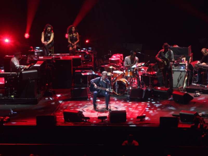 Louisiana Eric Clapton