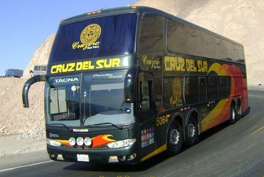 Cruz-del-sur-bus