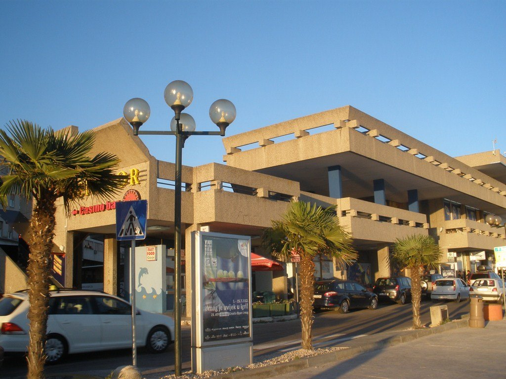 Sibenik-Bus-Station