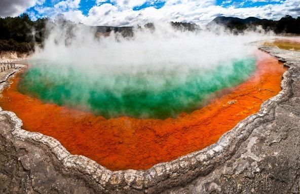 Rotorua-Attractions