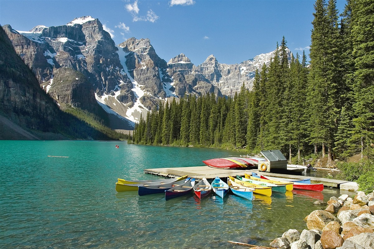 Canada-Banff-National-Park