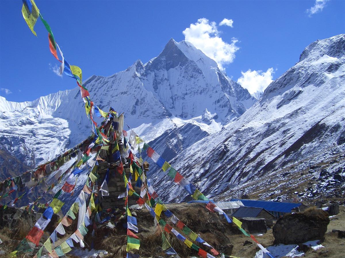 Annapurna-region-trekking