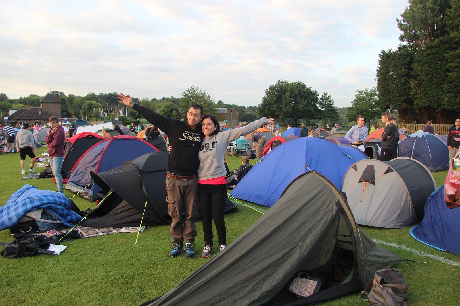 Camping-Wimbledon