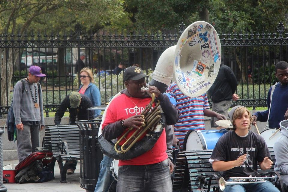 New Orleans Jazz 3
