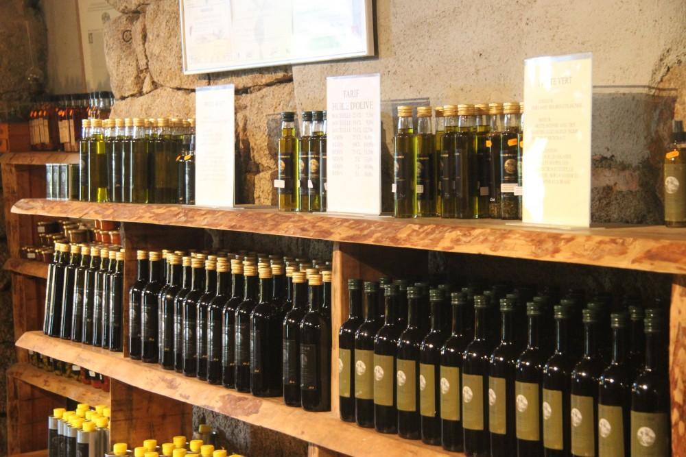 Huile Olive Sartène