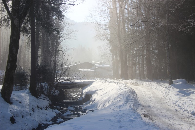 Sentier Konigsee
