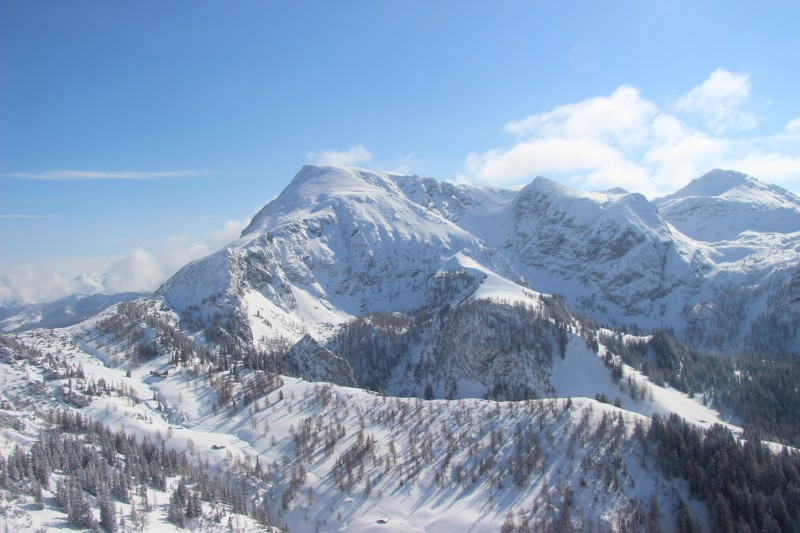 Jenner panorama alpes
