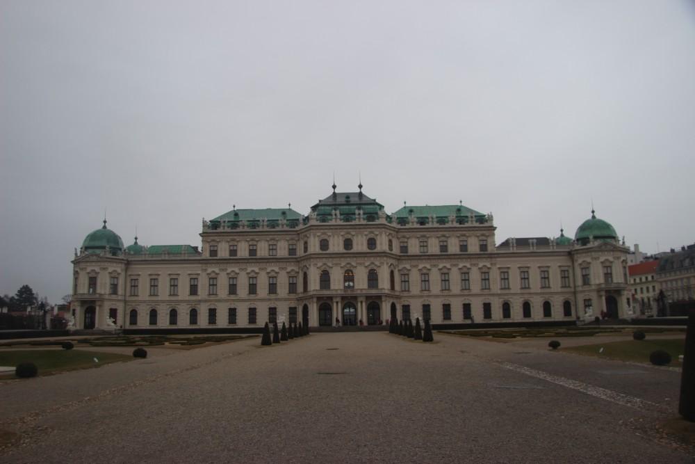 Palais de Belvédère