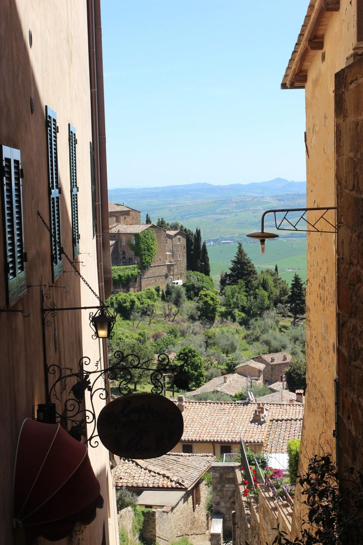 Montalcino italie