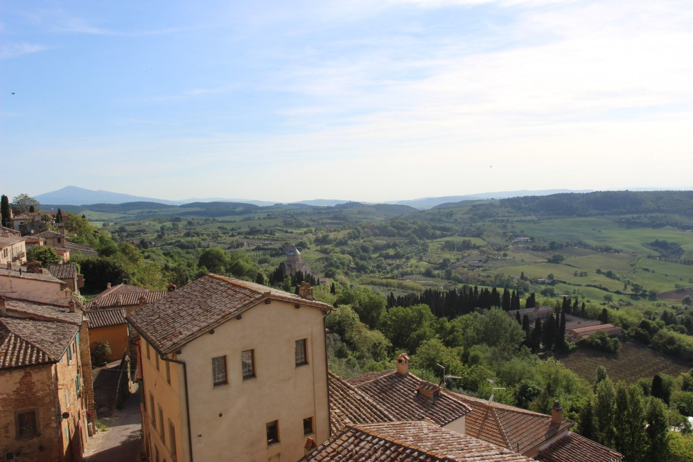 Montepulciano Italie