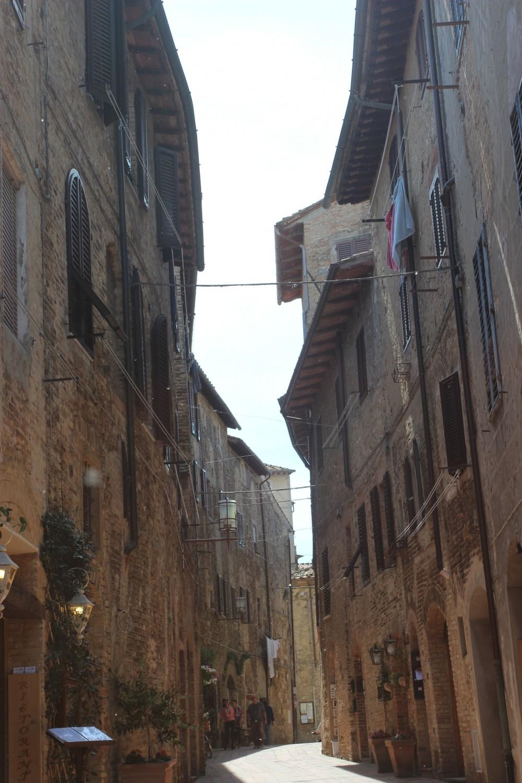 Rue San Gimignano