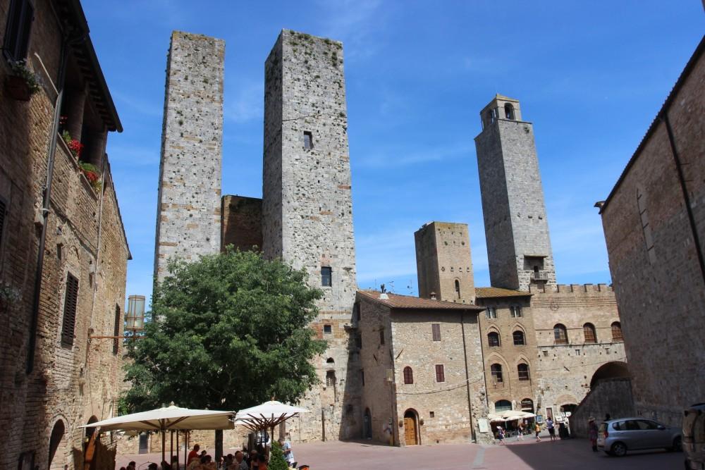 Tours San Gimignano