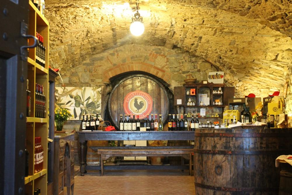 Chianti classico vin