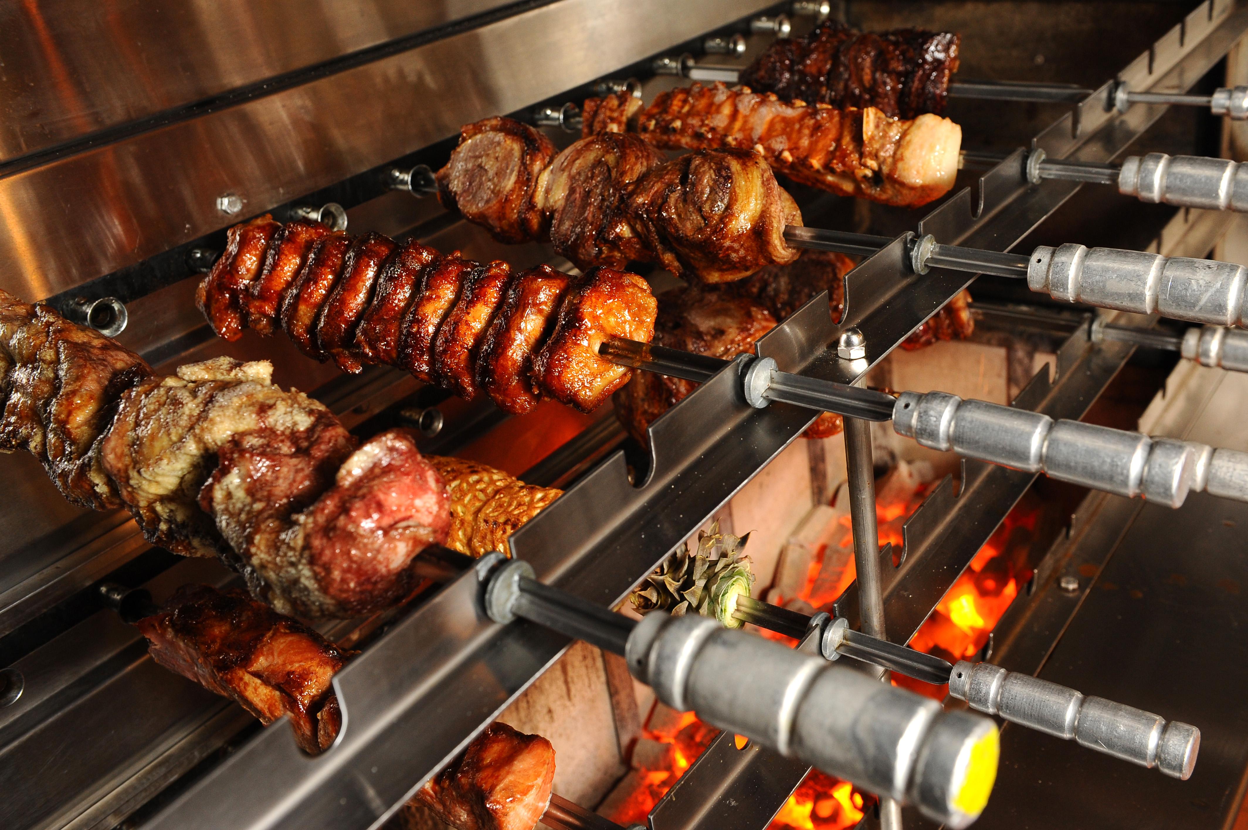 Viva Brazil restaurant, Cardiff.© WALES NEWS SERVICE
