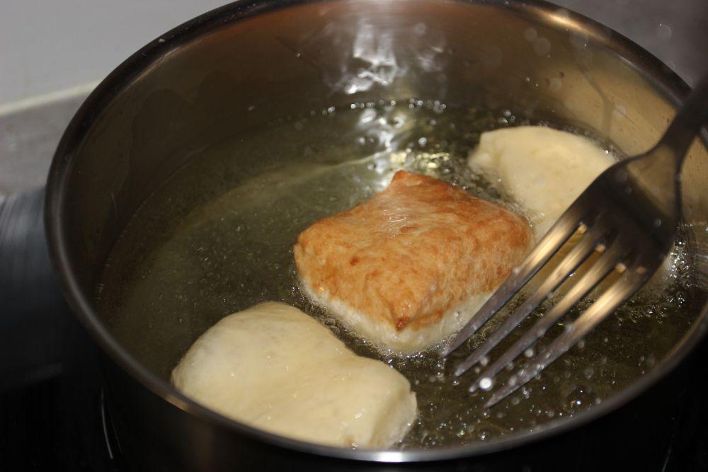 friture beignet