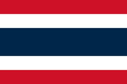 Drapeau-de-Thailande