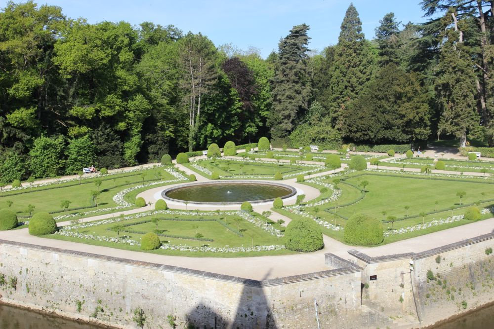 Jardin Loire