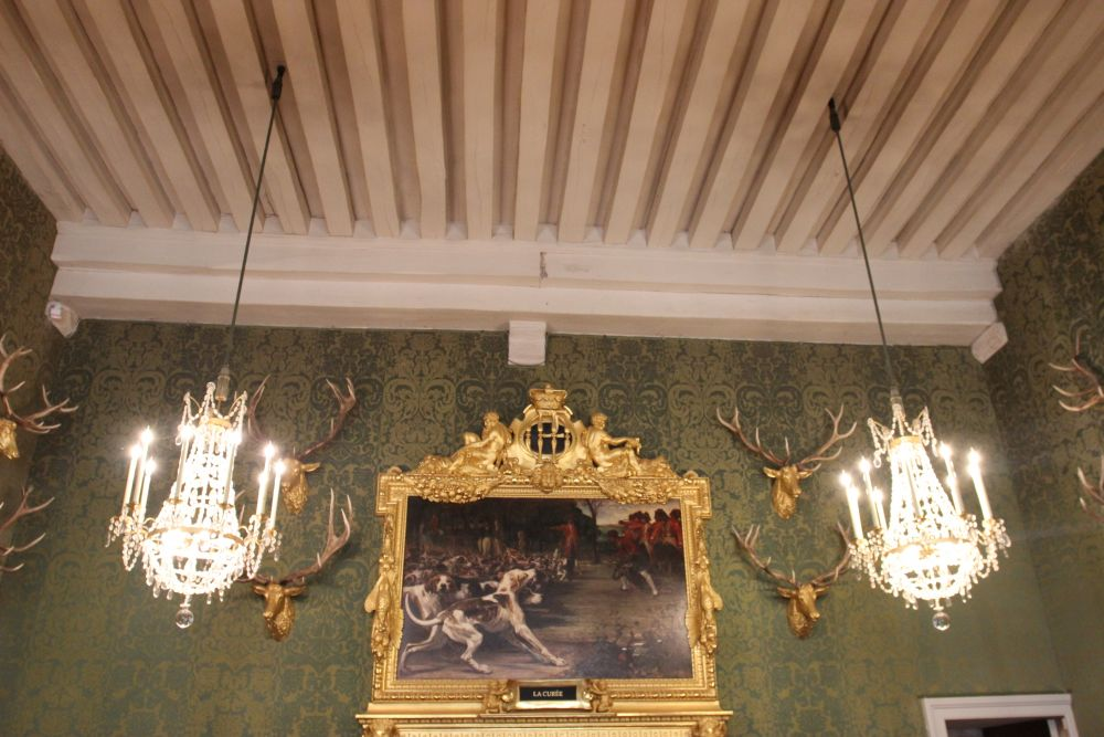 intérieur Chambord