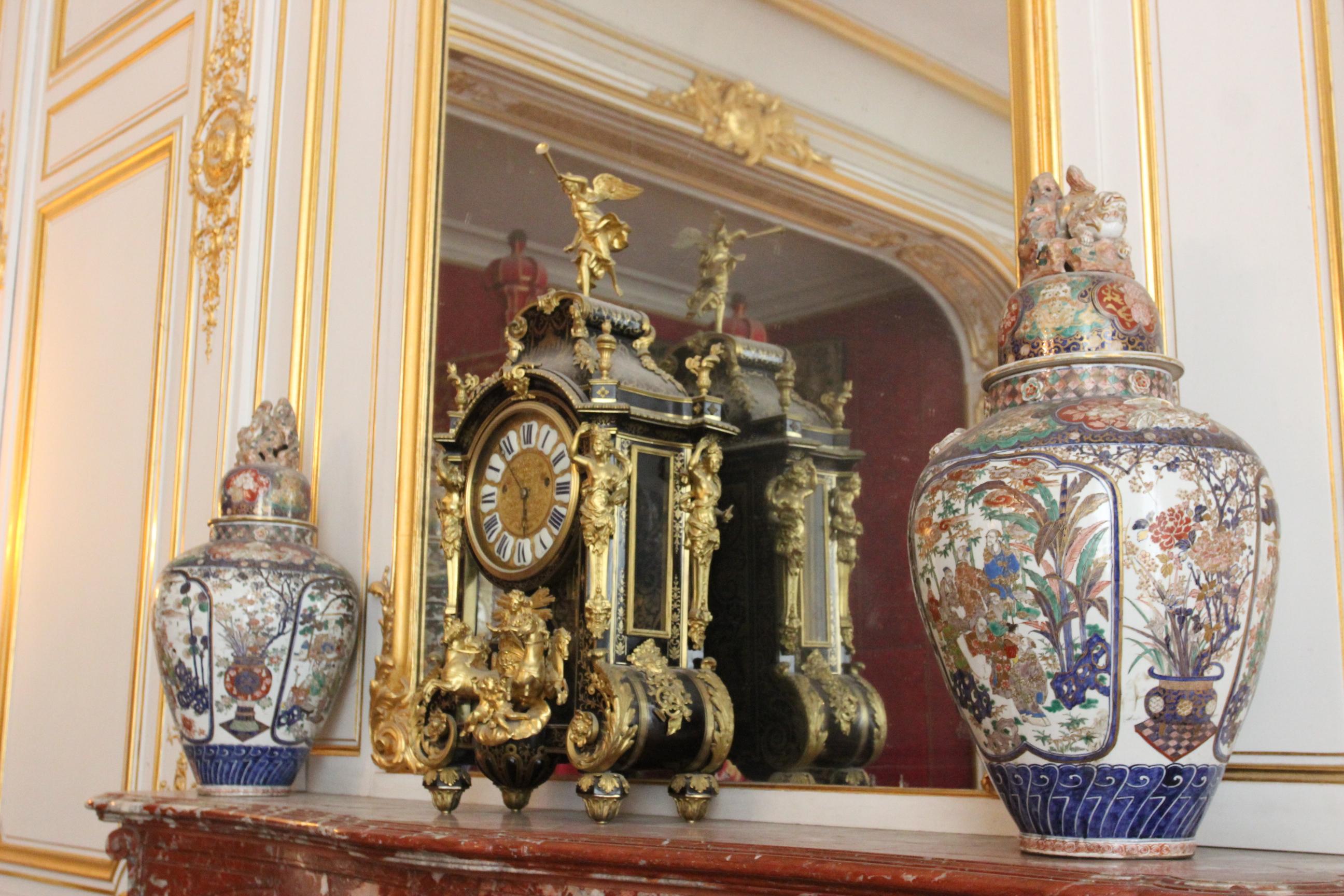 Horloge Chambord