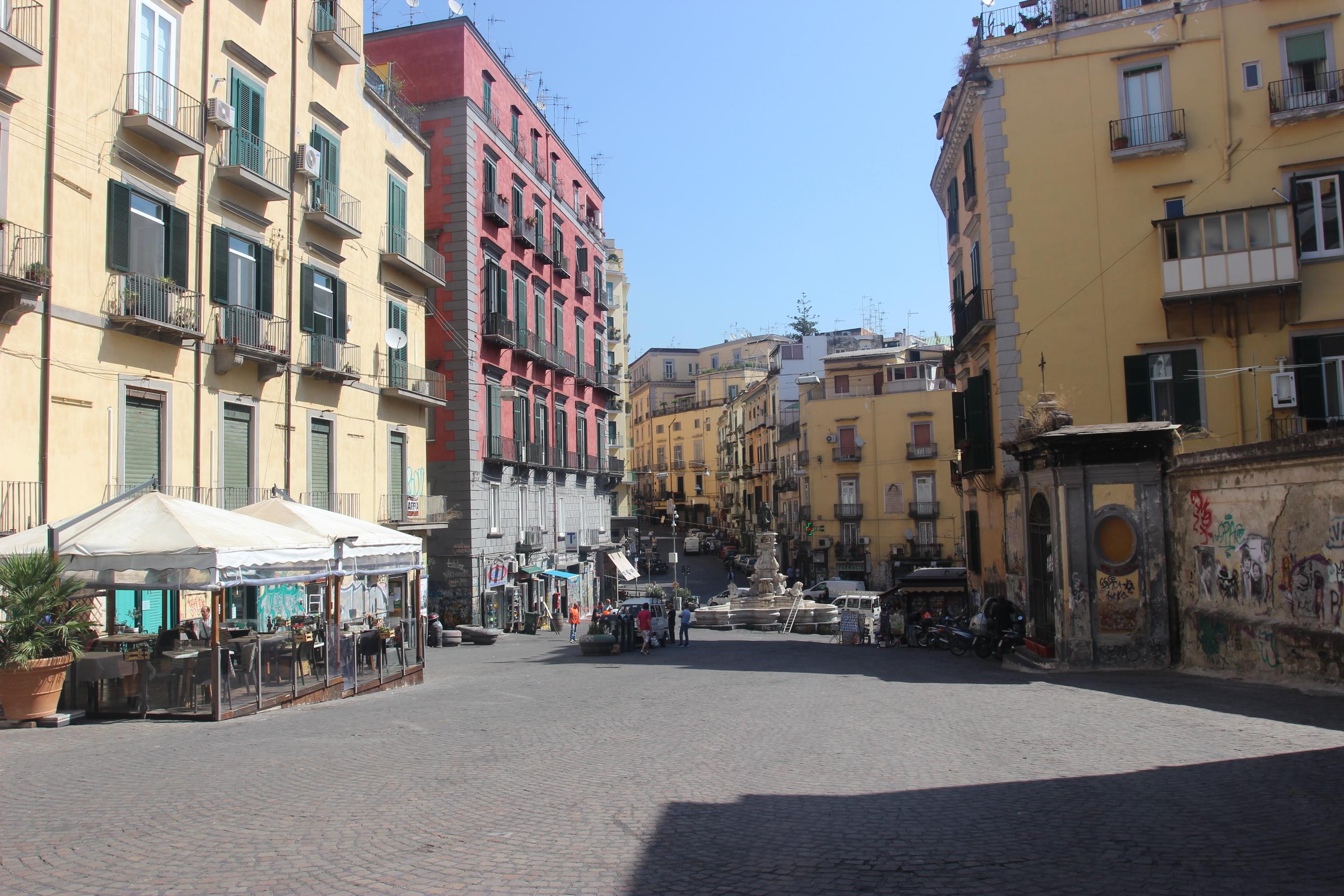 centro Napoli